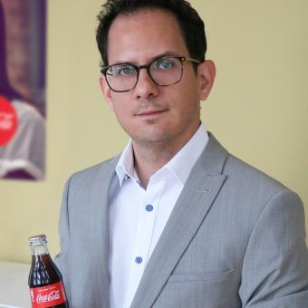 Mark Joainig neuer Public Affairs & Communications Director bei Coca-Cola HBC Österreich